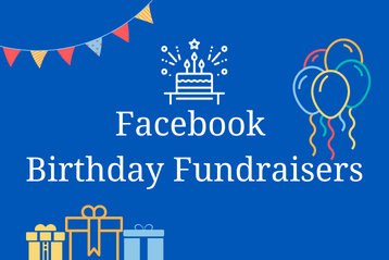 Facebook Birthday Fundraisers