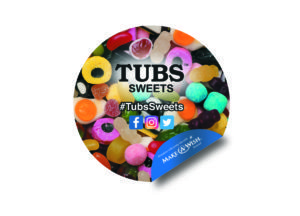 Tubs Sweets