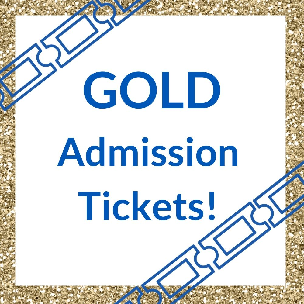 Eurovision Party Gold Ticket