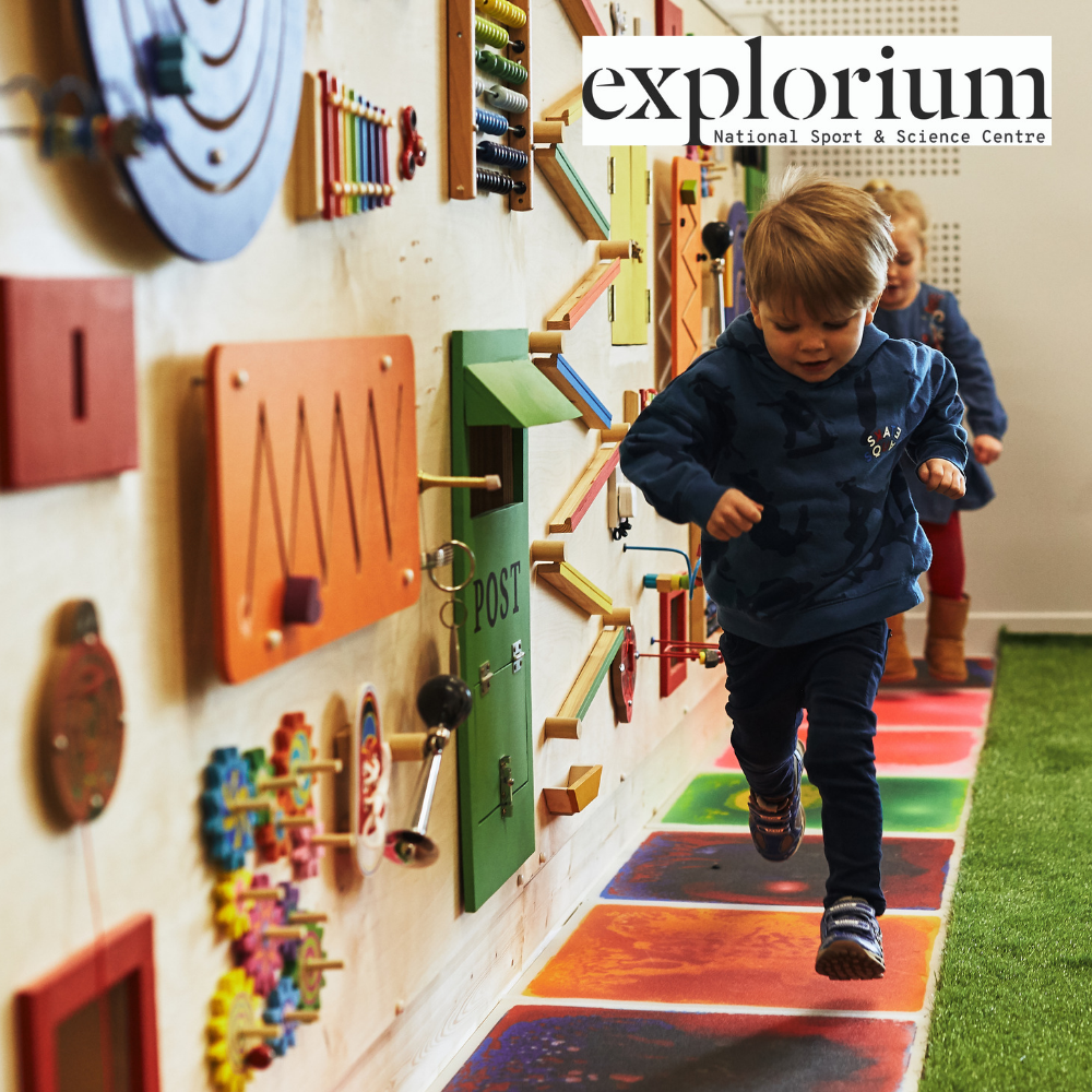 Explorium Family Ticket (2 adults & 2 children)