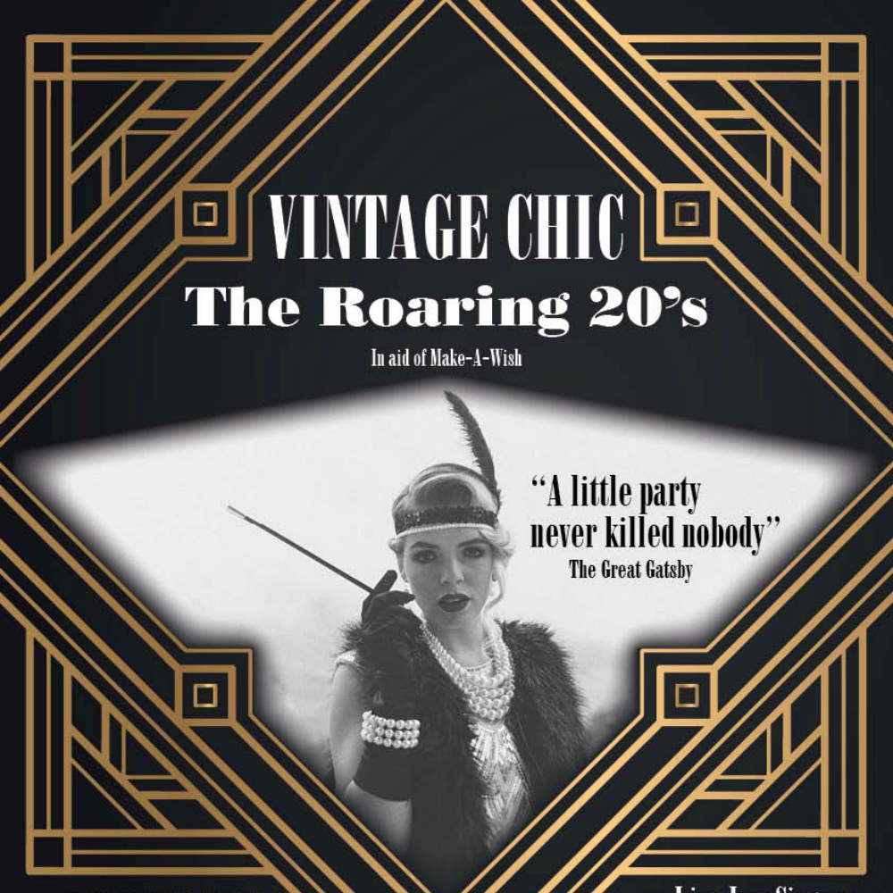 Vintage Chic - The Roaring 20's