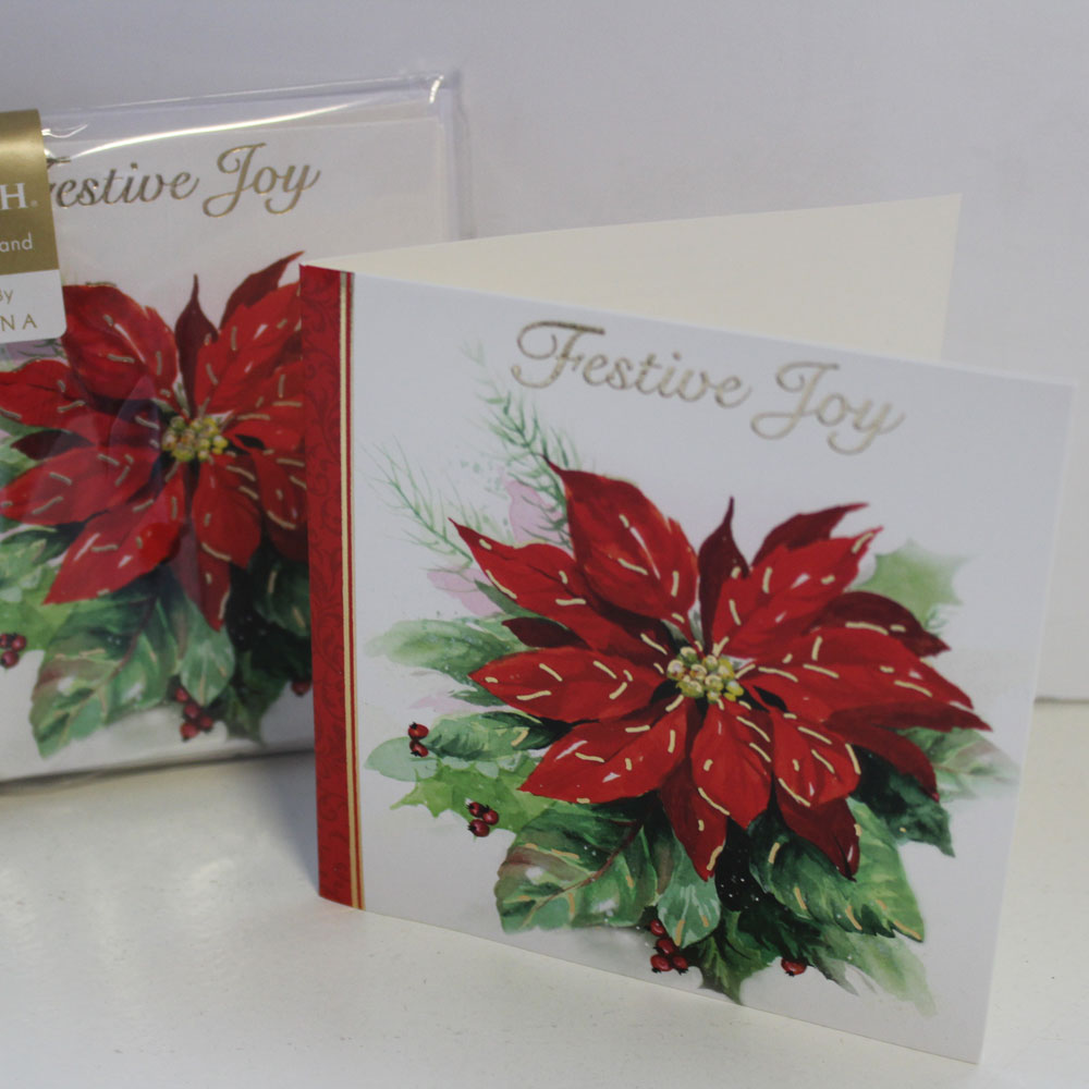 Christmas Cards - Festive Joy
