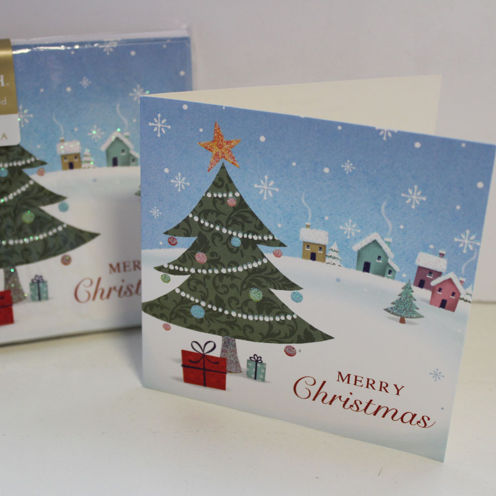 Christmas Cards - Tree