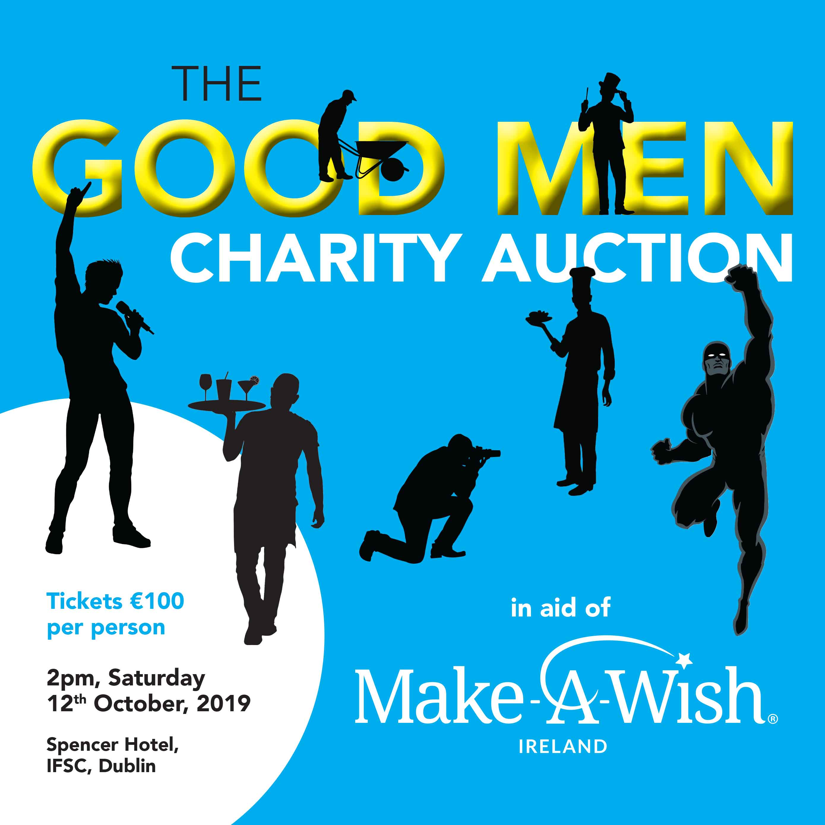 The Good Men - Charity Auction