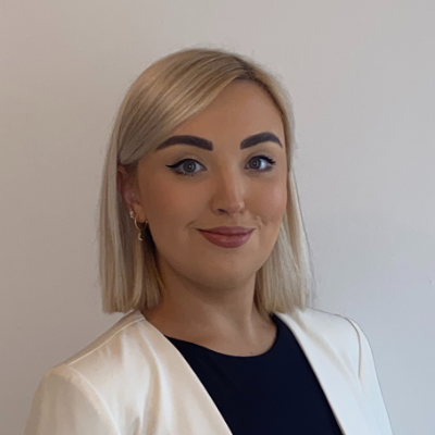 Ailbhe White - Fundraising Officer