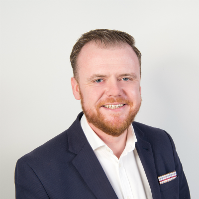 Gareth Crowe - Head of Corporate