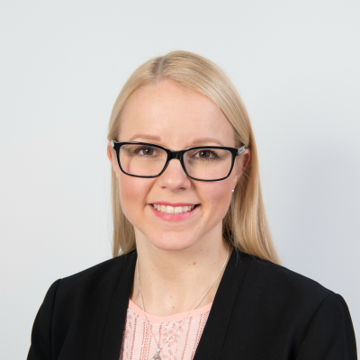 Marjut Ellis - Corporate Fundraising Officer
