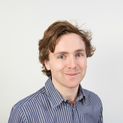 Niall Gaffney - Corporate Fundraising Executive