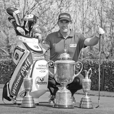 Padraig Harrington - Ambassador