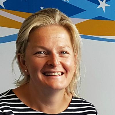 Tricia Quinn - Regional Co-ordinator