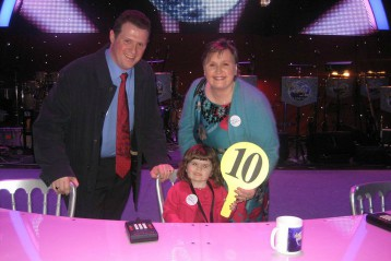 Aishlinn's wish to meet the Strictly Come Dancing judges