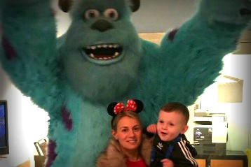 I wish to meet Sulley
