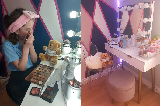 I wish for a Glam Station