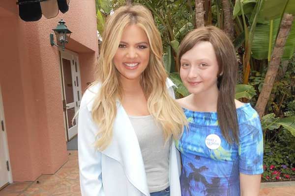 I wish to meet Khloe Kardashian