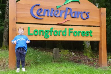 I wish for a family break in Center Parcs