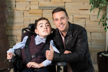 I wish to meet Nathan Carter