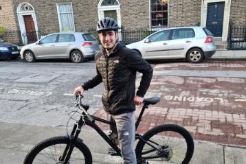 Ben's Wish for a Mountain Bike