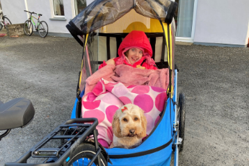 Kate's Wish for an E-bike and Trailer